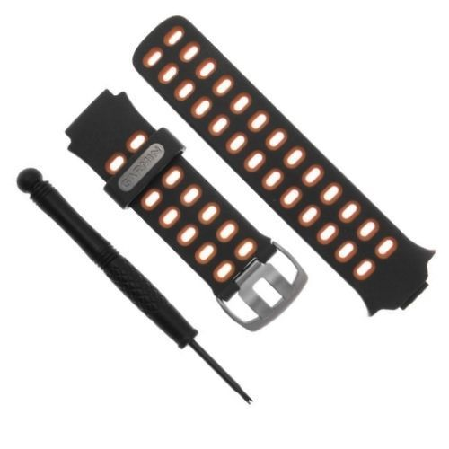 Garmin Forerunner 310xt Replacement Watch Band Black