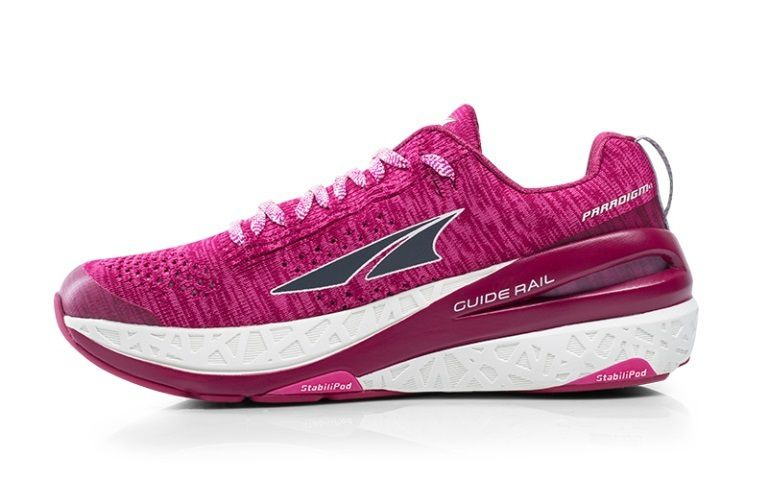4d35cfe087 Altra Paradigm 4.0 Womens Shoes Pink. price match. Buy from Australia with  confidence. Wildfire Sports & Trek offers to match competitors' prices on  this ...