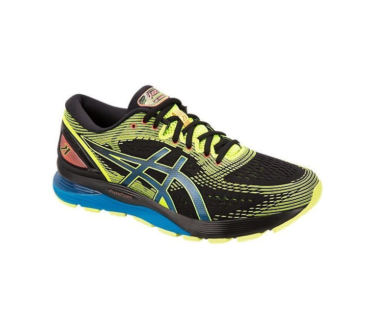 9b7b214f4 Asics GEL-Nimbus 21 SP Optimism Mens Shoes Black Flash Yellow. price match.  Buy from Australia with confidence. Wildfire Sports   Trek offers to match  ...