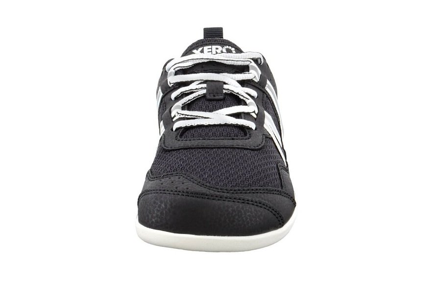 los angeles 7a612 b1a5e Xero Prio Mens Shoes Black/White