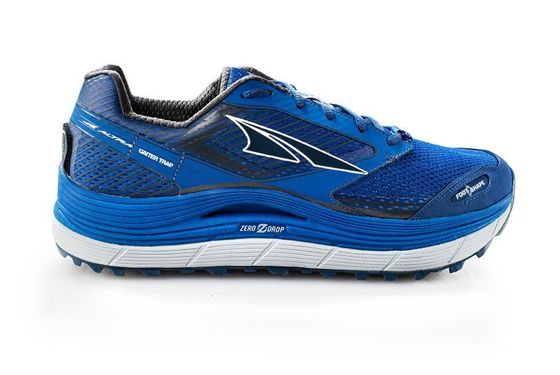 Altra Olympus 2 5 Mens Shoes Blue Wildfire Sports Amp Trek