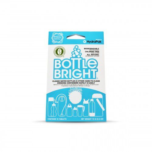 Hydrapak Bottle Bright Tablets Pouch 12 Pack Wildfire