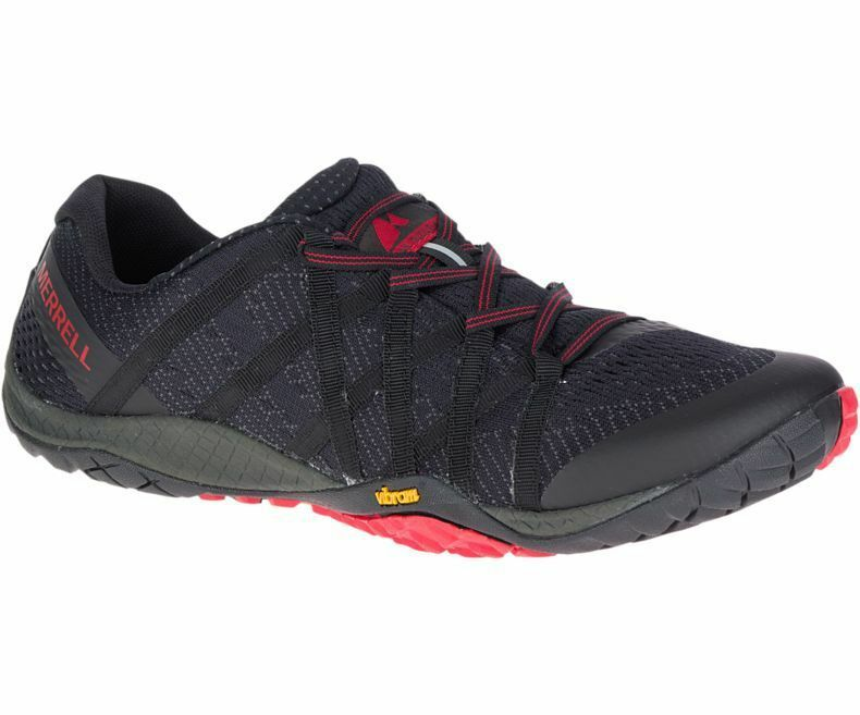 Merrell Trail Glove 4 E-Mesh Mens Shoes Black  dfa514c230