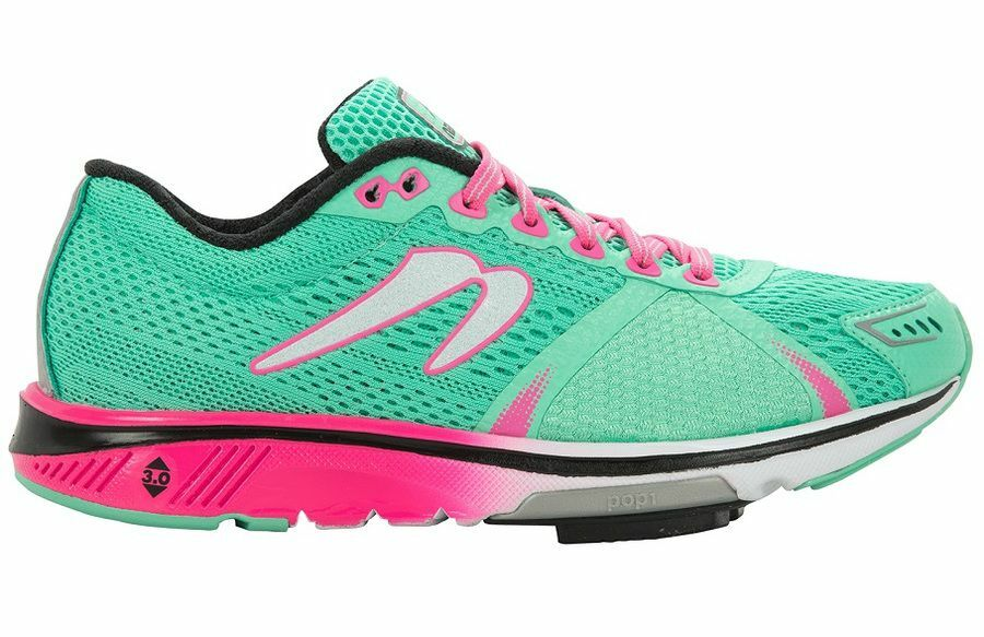Newton Gravity Vii Womens Shoes Turquoise Pink Wildfire