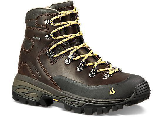 d21ffcc1fdc Vasque Eriksson GTX Mens Shoes Coffee Bean/Primrose Yellow | Wildfire  Sports & Trek