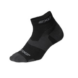 2XU Vectr Light Cushion 1/4 Crew Unisex Compression Socks