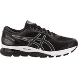Asics GEL-Nimbus 21 4E Mens Shoes Black/Dark Grey