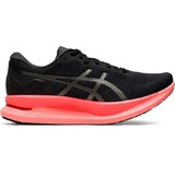Asics Glideride Womens Shoes Black/Rose Gold