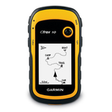 Garmin eTrex 10 GPS Handheld Yellow/Black