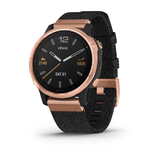Garmin Fenix 6S Sapphire GPS Multisport Watch with Premium Band