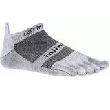 Injinji Run 2.0 Lightweight No Show Unisex Toesocks