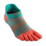 Injinji Run Light Weight No Show Womens Toesocks