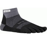 Injinji Run 2.0 Midweight Mini Crew Unisex Toesocks