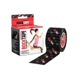 Rocktape Kinesiology Tape Pattern 5cm x 5m Roll