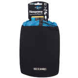 Sea To Summit Neoprene Pouch Oval Large Black/Blue