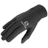 Salomon Agile Warm Unisex Gloves Black