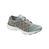 Salomon Crossamphibian Swift 2 Womens Shoes Lead/Deep Taupe/Icy Morn