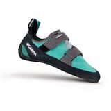 Scarpa Origin Womens Shoes Green Blue/Smoke