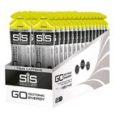 SiS GO Plus Energy Electrolyte Gel 60mL Sachet Box of 30