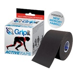 Grip-It Active Kinesiology Tape V2 5cm x 5m