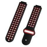 Wildfire Dual Colour Replacement Watch Band for Garmin Forerunner 220/230/ 235/620/630/735XT