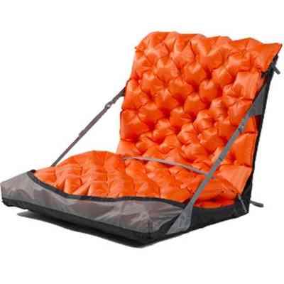 Sea To Summit Air Chair Regular Orange Grey Black