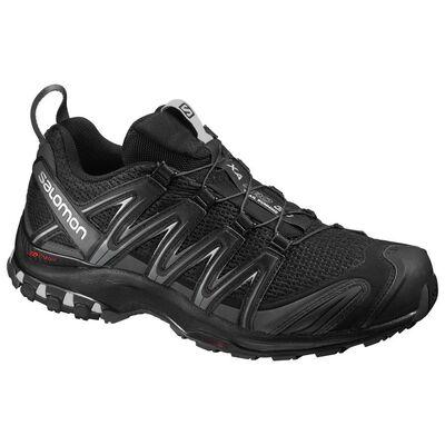 b195b3e00668 Salomon XA Pro 3D Wide Fit Mens Shoes Black Magnet Quiet Shade ...